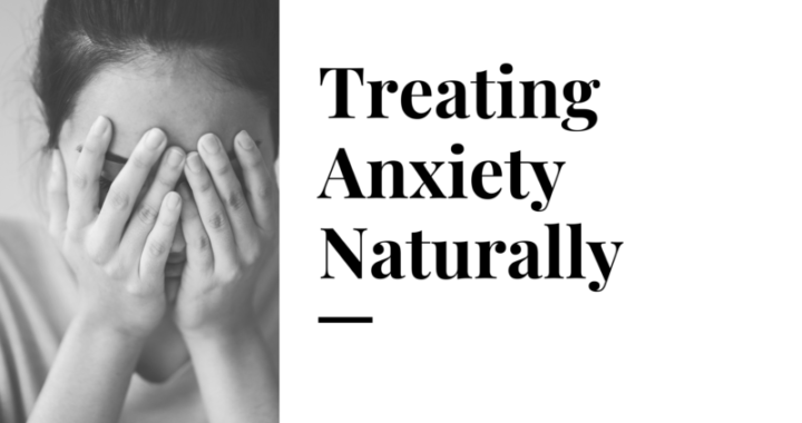 woman suffering anxiety