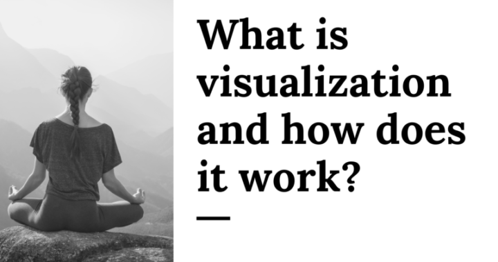 what is visualization and how does it work